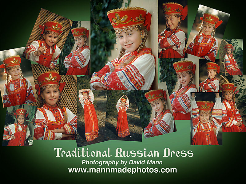 traditional russian dress captioned photo  alex in traditional russian dress